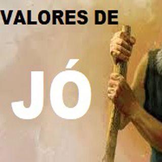 Valores de Jó - Série Valores e Princípios Cristãos