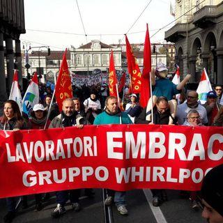 La Embraco respinge la proposta di governo e sindacati