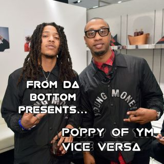 What y'all rapping about now featuring Poppy 1/2 of YM Vice Versa
