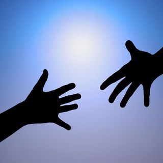 Extend a Hand: Jesus' teaching in the Sermon on the Mount