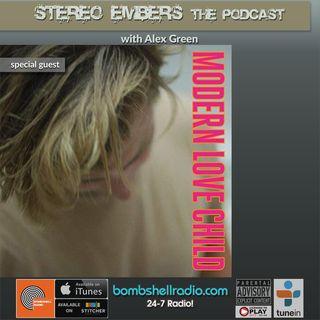 Stereo Embers The Podcast: Jonny Shane (Modern Love Child, Blue Blazer)