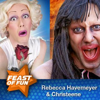 FOF #1494 – Christeene & Rebecca Havermeyer: A Tale of Two Drag Queens