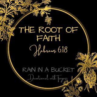 The Root Of Faith