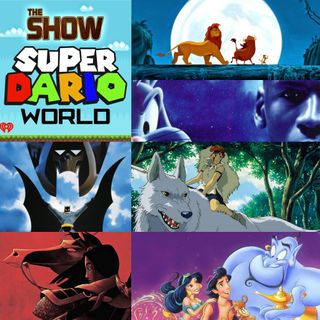 SDW - Ep. 30: Best Animated Movies of the 90s
