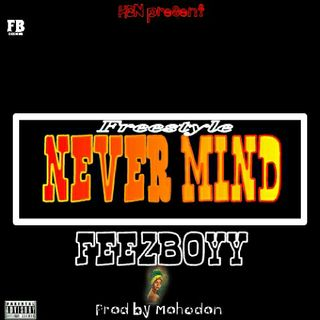 Feezboyy-Never mind (Freestyle)