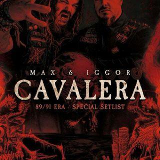 MAX & IGOR CALAVERA EN MÉXICO/VORSED INVITADOS ESPECIALES/FREDY METAL FEST 29 DE SEPTIEMBRE NODRIZA ESTUDIO/FREDY METAL SHOW #92