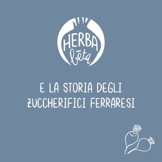 Herba Bēta e la storia degli zuccherifici ferraresi