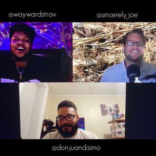 2020;  with Tomorrow Talk's Juan and Strav