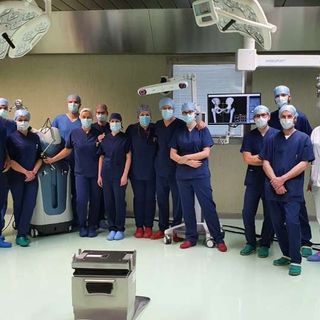 Protesi all'anca: al San Bassiano arriva un robot, sarà il primo in Veneto