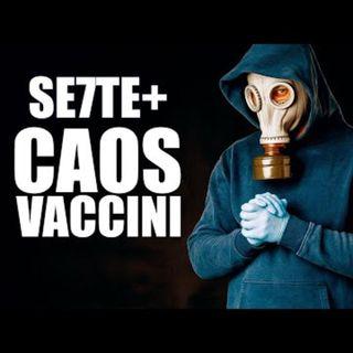 Caos vaccini, ritiro americano e Twitter oscurata _ sette+