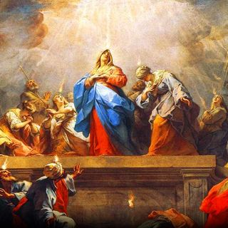 Pentecost Sunday Homily