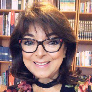 """La Dra. Tere Vale con el tema: """"El regreso a clases, pros y contras""""."""