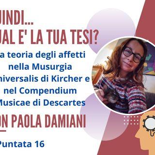 PUNTATA 16, Paola Damiani, Responsabile per il Mercato Italiano per Volvo Corporation Trucks, Belgio