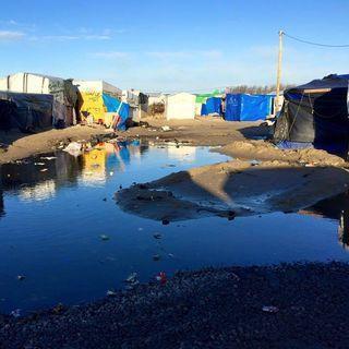 Il campo di Jungla, Calais - Intervista con Merry D'Auria