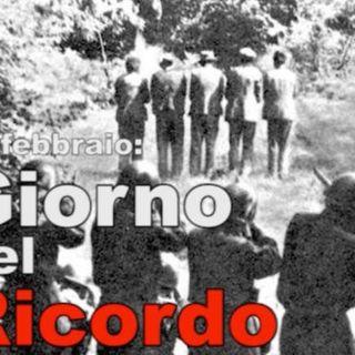BUONGIORNO FORMALBA - IL GIORNO DEL RICORDO con Marco Giustinelli