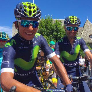 Nairo Quintana, tras la 11ª etapa del Tour de Francia
