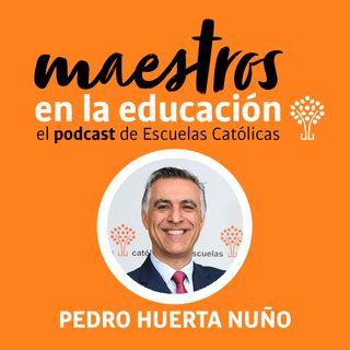 E01 Pedro Huerta Nuño. Secretario general de EC