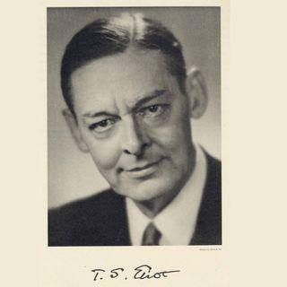 T.S. Eliot, Schriftsteller (Geburtstag 26.09.1888)