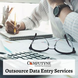Outsource Data Entry Services Company - Computyne