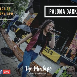 Paloma Dark black, Makoño y RebelD