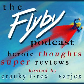The Flyby 12/28/16 - Reviewing Rogue One & Passengers