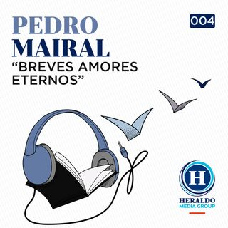 """Literatura erótica   El Podcast Literario con Pedro Mairal sobre su novela """"Breves amores eternos"""""""