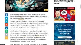 Chainalysis worth $2B - Bitcoin Bloodbath - #TiB (Mar 26, 2021)