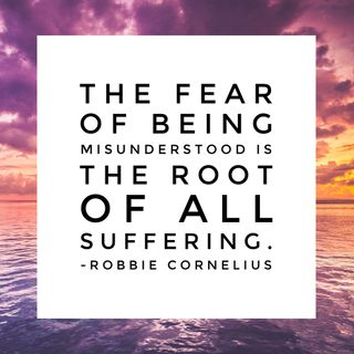 The Root of Suffering