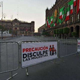 Cortes viales por Maratón CDMX
