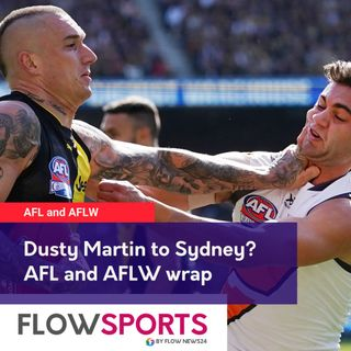 Dusty Martin to Sydney? AFL and AFLW wrap, Tuesday 23 February