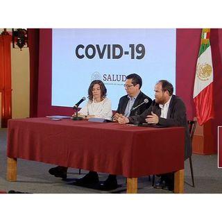 Ya son 118 casos confirmados de coronavirus en México
