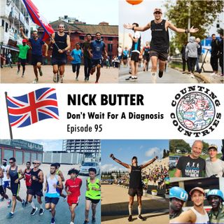 Nick Butter … Don't Wait For A Diagnosis