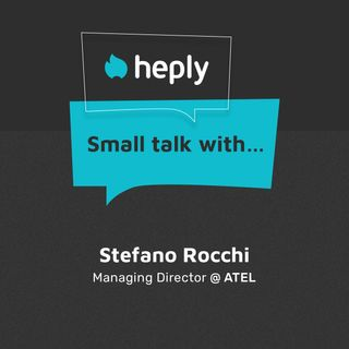 Small Talk With...Stefano Rocchi
