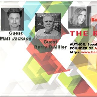 The Rant with Barbara Rose Brooker and guests Matt Jackson & Barry Miller 10_14_20