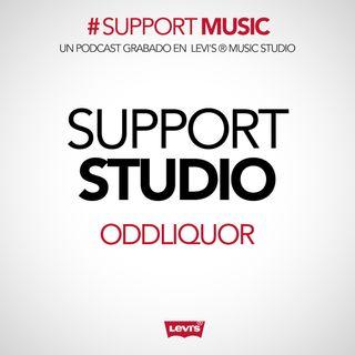 1x01 Support Music: Support Studio con Oddliquor