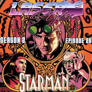 Season 2: Episode 26-Starman & Stargirl