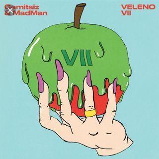 Cover Veleno 7 by Gabriele Torretta
