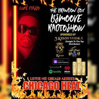 THE BSMOOVE RADIOSHOW CHICAGO HEAT LIVE