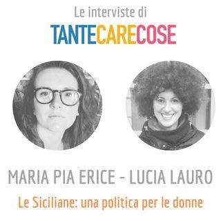 Le Siciliane: una politica per le donne