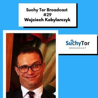 """Trener w czasie kwarantanny - Dr """"W"""" Kobylarczyk w Suchy Tor Broadcast #29"""