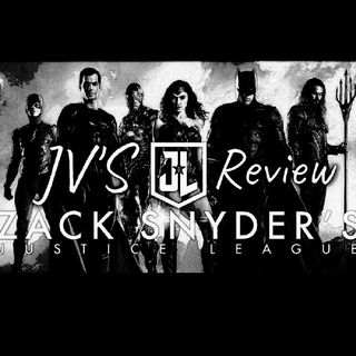 Episode 43 - Zack Snyder's Justice League Review (Spoilers)