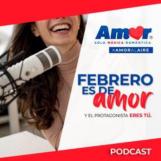 #AmorAlAire  Febrero es de AMOR