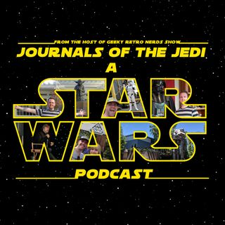 Journals of the Jedi #1
