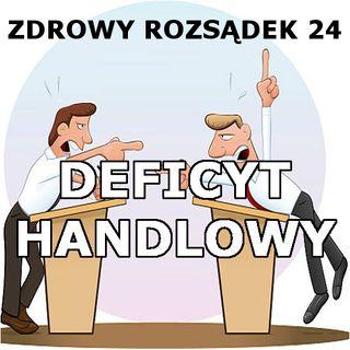 24 - Deficyt handlowy