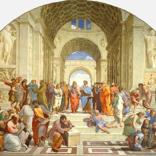 La paradoja de Menón entre Sócrates, Platón y Aristóteles