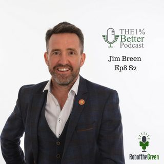 Jim Breen on Cycle Against Suicide, Mental Health at Work & Knowing it's OK to ask for Help! EP059
