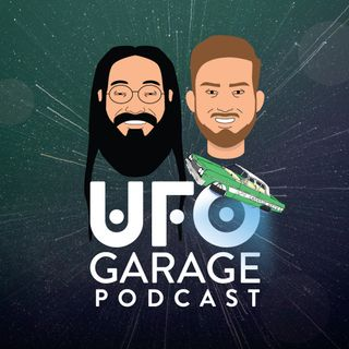 UFO Garage Episode 20 - GUEST: Lorien Fenton, Alien Mind Control, Super Soldiers and Extra Dimensional Beings