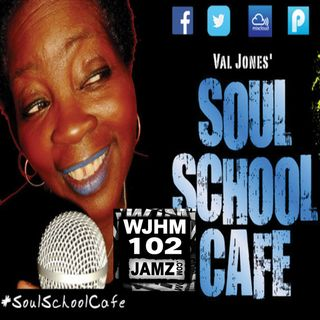 Val Jones Soul School Cafe