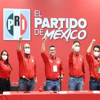 PRI ganó en Hidalgo y Coahuila: Alejandro Moreno