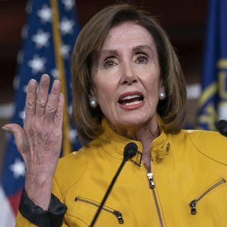 Pelosi pide a Trump detener redadas